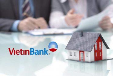 Vay mua nhà Vietinbank