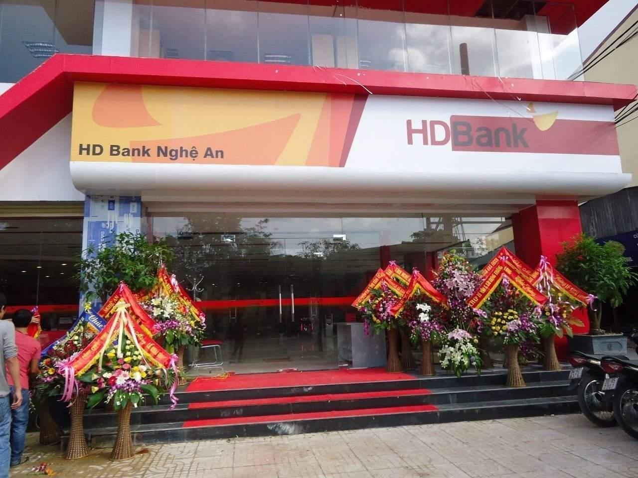 Vay mua nhà HD Bank