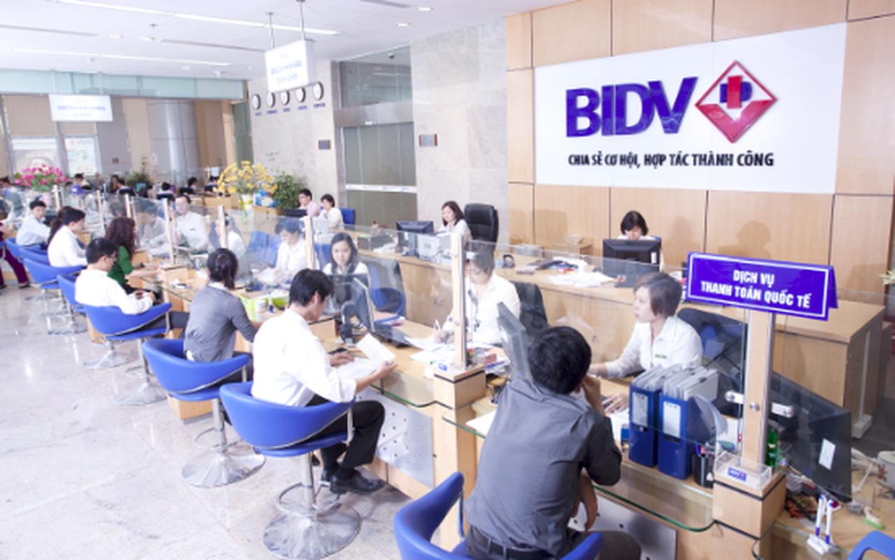Vay mua nhà BIDV