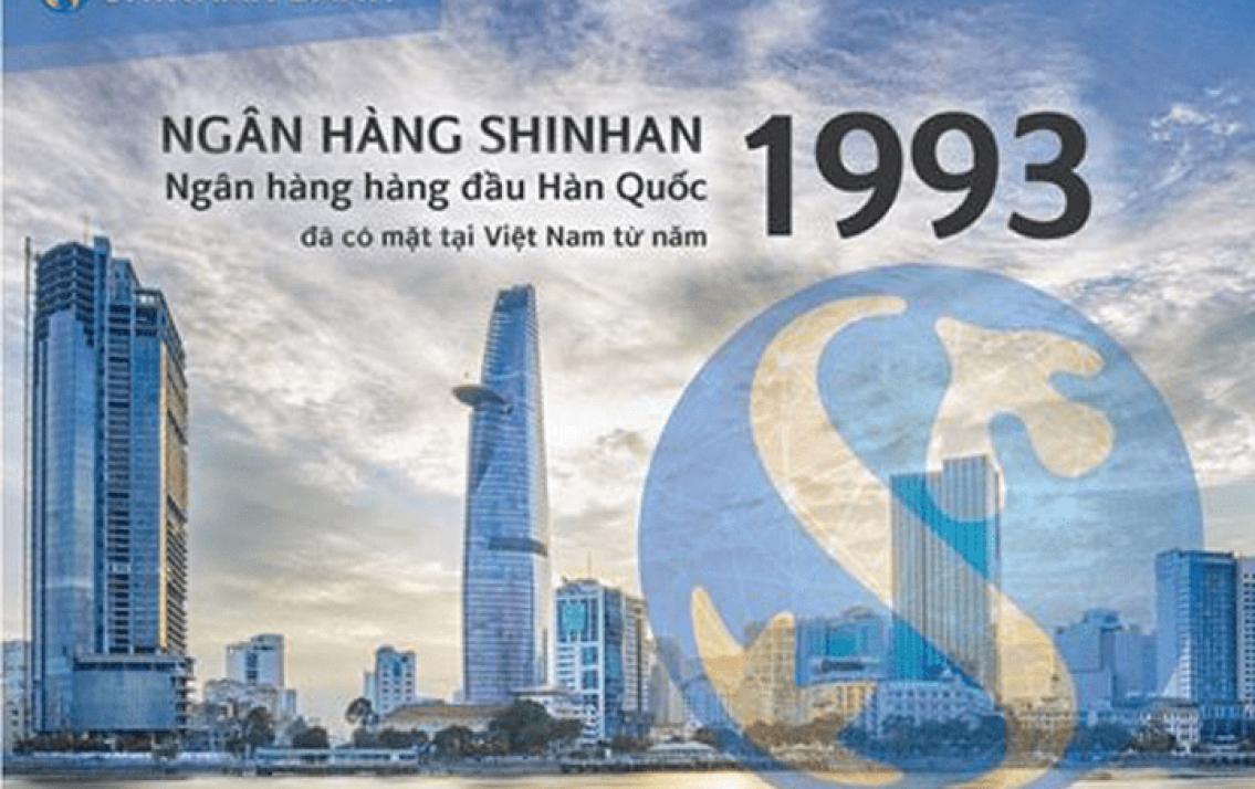 Vay mua nhà Shinhan bank
