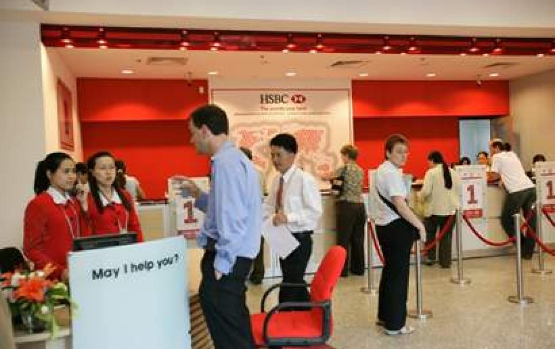 Vay mua nhà HSBC