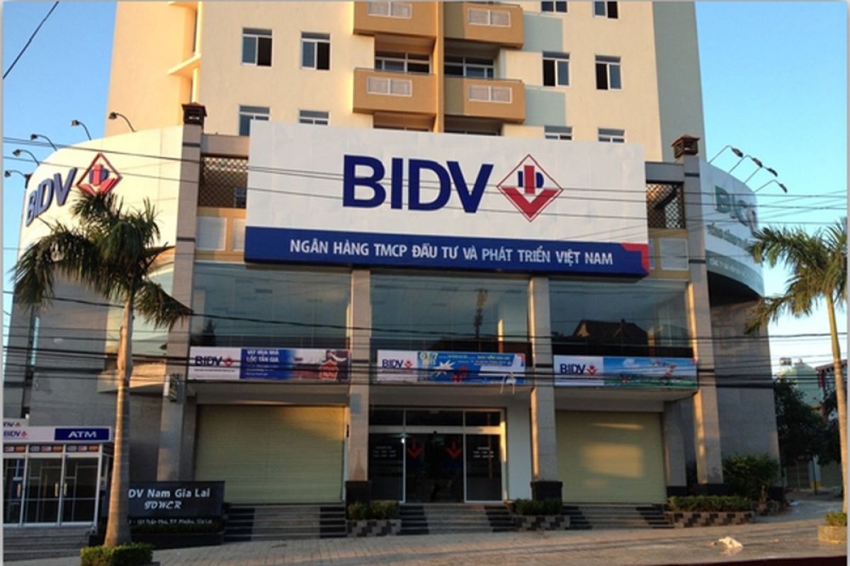 Cho vay mua nhà dự án BIDV